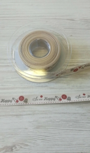 Tasiemka Rypsowa Sew Happy Bordo 15mm