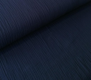 Double Gaze Navy \ Navy Blue